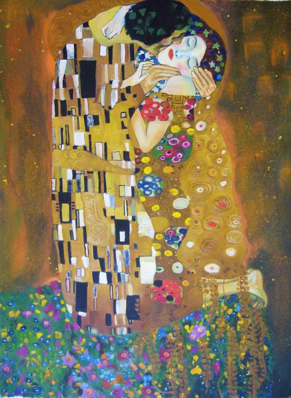 Der Kuss by Adynamia