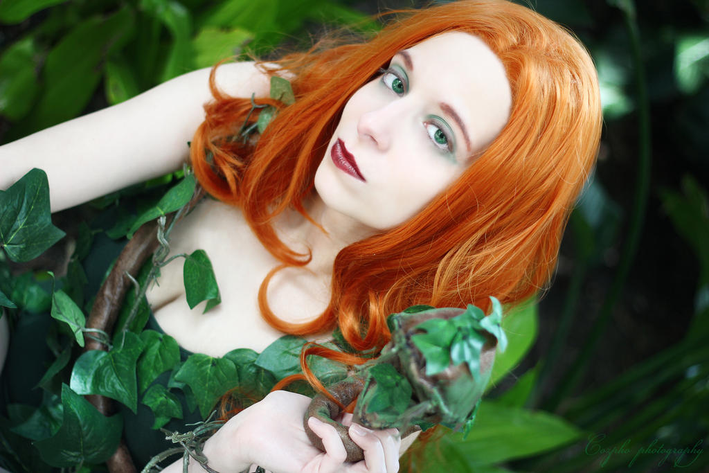 Poison Ivy by StormWildcat