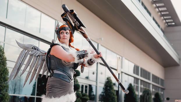 Sigrun Mercy: Prepared For Battle