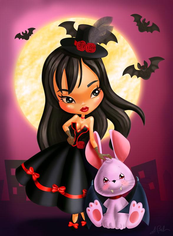 Gothic Lolita by AliciaBel