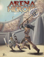 Arena of Heroes Cover