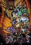 Destroyer's End - The Eternal Raid Group 1