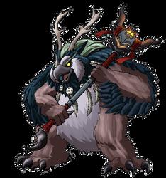 WoW - Night Elf Balance Druid - Raynore by Coyotzin