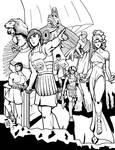 Greek Myths-The Argonauts