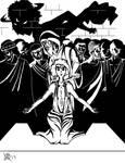 Greek Myths-Troy-Iphigenia's Sacrifice