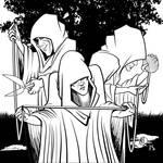 Greek Myths-The Moirae