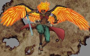 DnD Irakis, Mystic Bladesinger