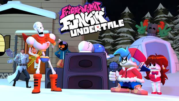 Down To The Bone! - Friday Night Funkin/Undertale