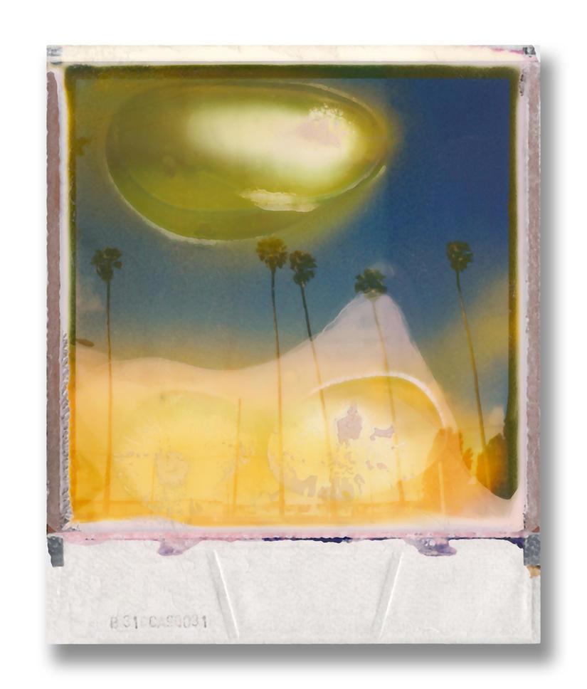 Palm Acid Blue Tint Mars by DocSonian
