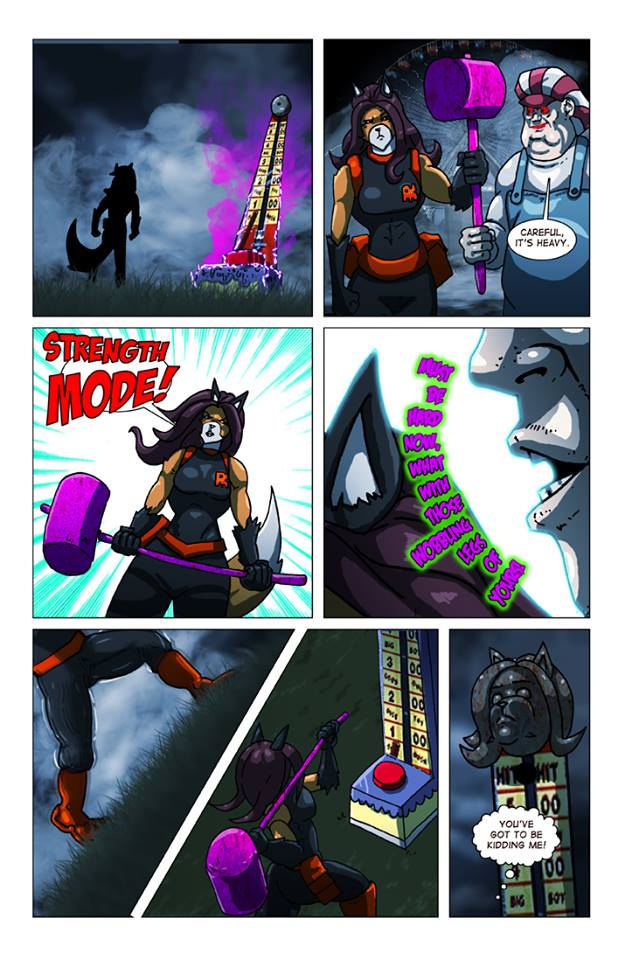 Issue25 pg19 by Dan Butcher by polycomical