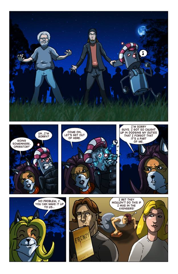 Iss25 pg21 by Dan Butcher by polycomical