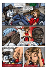 Reynard City Chronicles Issue 1 Preview 2 by polycomical