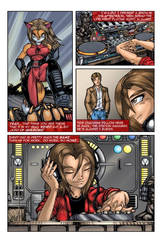 Reynard City Chronicles Issue 1 Preview 3 by polycomical