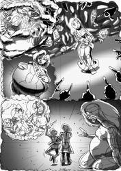 RC Chronicles Issue 2 WIP preview by polycomical