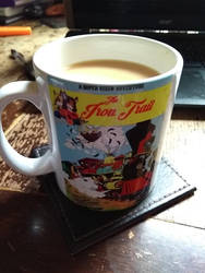 Minuteman mug Joel by polycomical