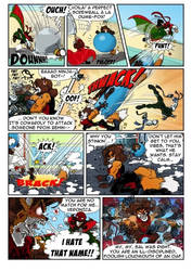 Reynard City Chronicles 2 pg 11 preview by polycomical