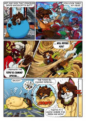 RC Chronicles Issue 2 pg 12 preview by polycomical