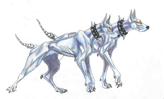 Hellhounds by VampiricOrigins