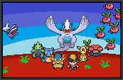 My pixel SS team by Andreas0047