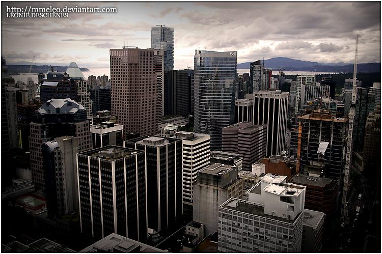 C h a r m . I l l u s i o n . G a l l e r y . Vancouver_city_ii_by_mmeleo-d2yg9s3