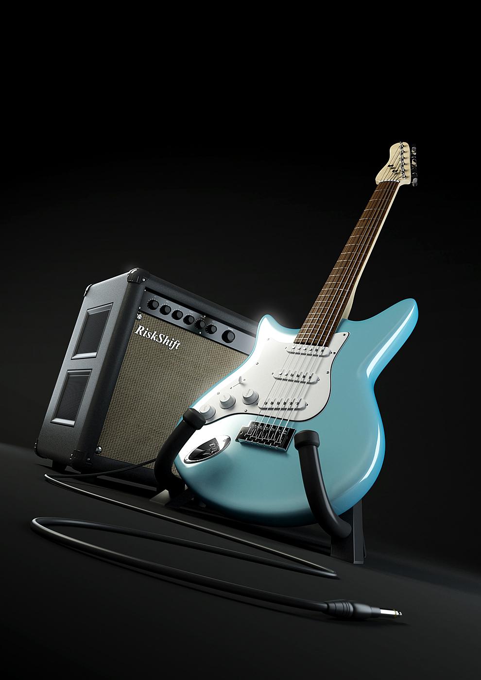 Guitar by Jesar