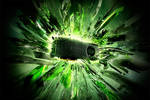 Nvidia Keyvisual Geforce GTX
