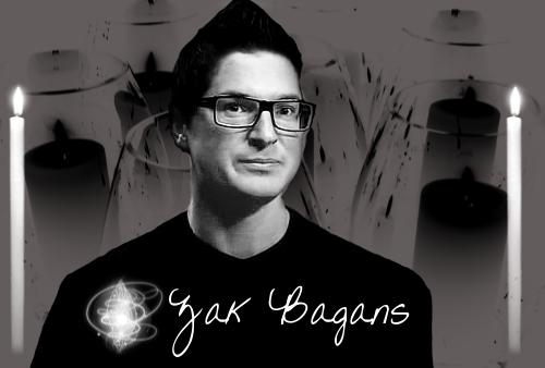 Zak Bagans Smiling Zak bagans by