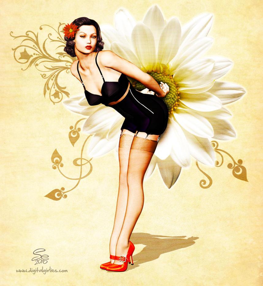 Daisy by seanearley