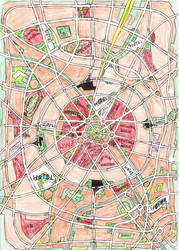 Square city round by tomren