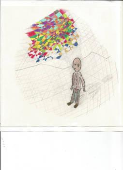 Kleurrijke gedachten