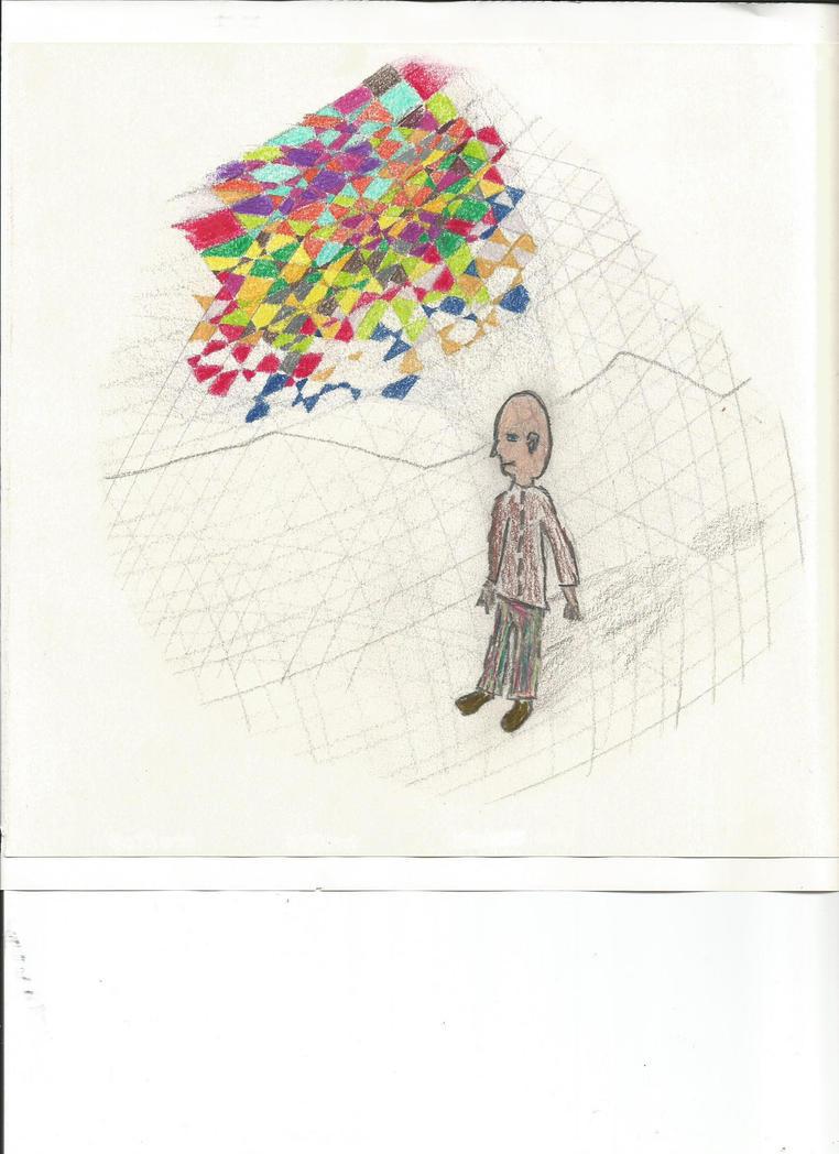 Kleurrijke gedachten by tomren