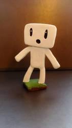 Qbee sculpture 2