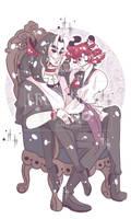 [OC] AleRoth [You're So Cute]