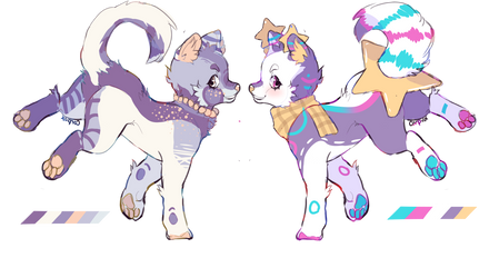 OTA galaxy pups -OPEN- by Coldbxy
