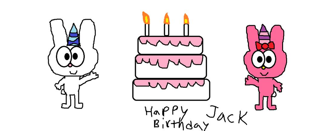 SomeDoodNamedJack Birthday Gift by Chaturri24