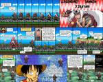 One Piece, Naruto 04
