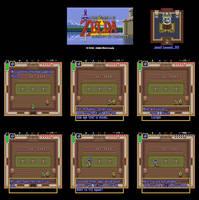 Link equals Nessu by Abraal