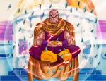 Tenshinhan meditating ROSAT