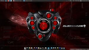 Alienware  Conky