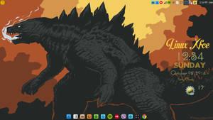 Classic Godzilla