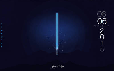 The Force Awakens Desktop. by speedracker