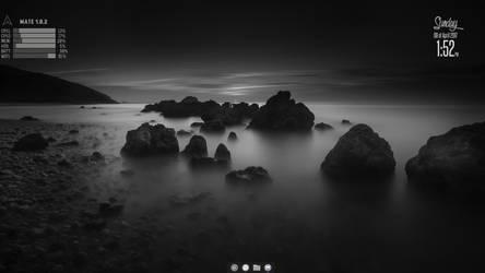 Arch Mate Desktop by speedracker