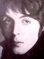 Paul McCartney by georginaflood
