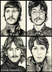 The Beatles A Day In The Life by georginaflood