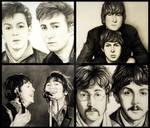 Lennon and McCartney.. Legends