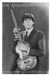'Listen to the music' Happy 71st Birthday Paul !!! by georginaflood