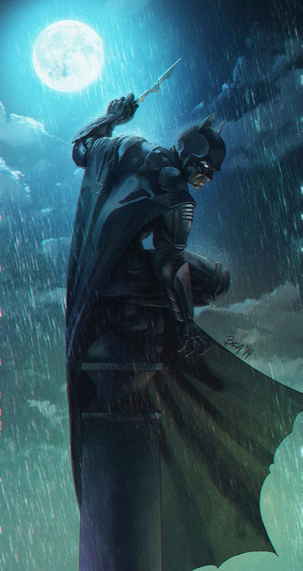 The Dark Knight by bryansayshi
