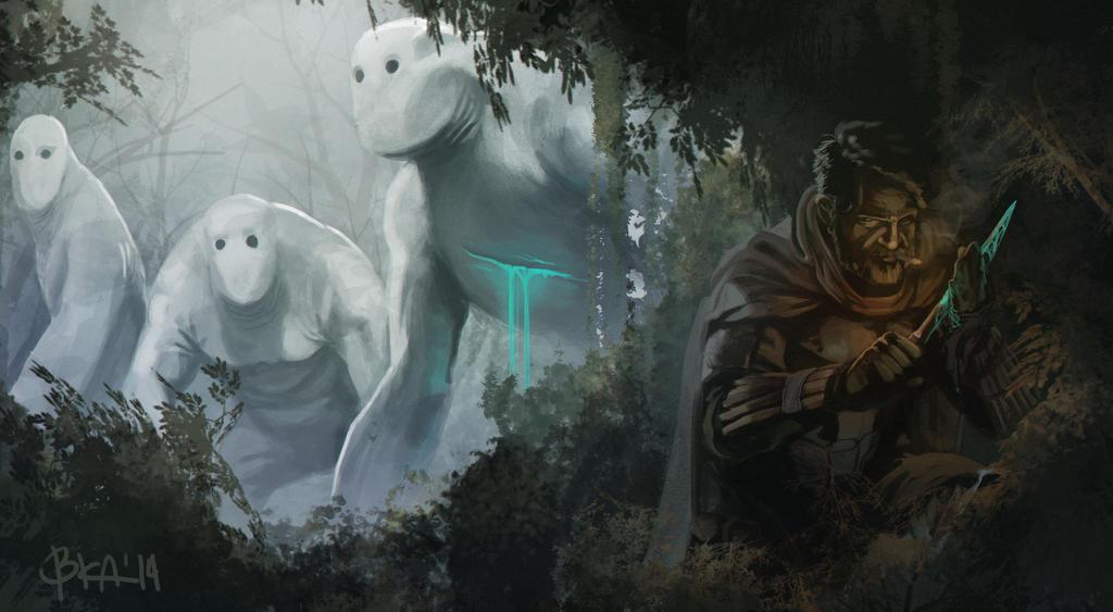 Hunter by bryansayshi