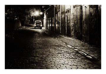 Film Noir by nenoff