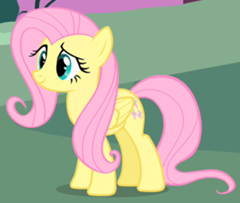Fluttershy by Luckycharm27